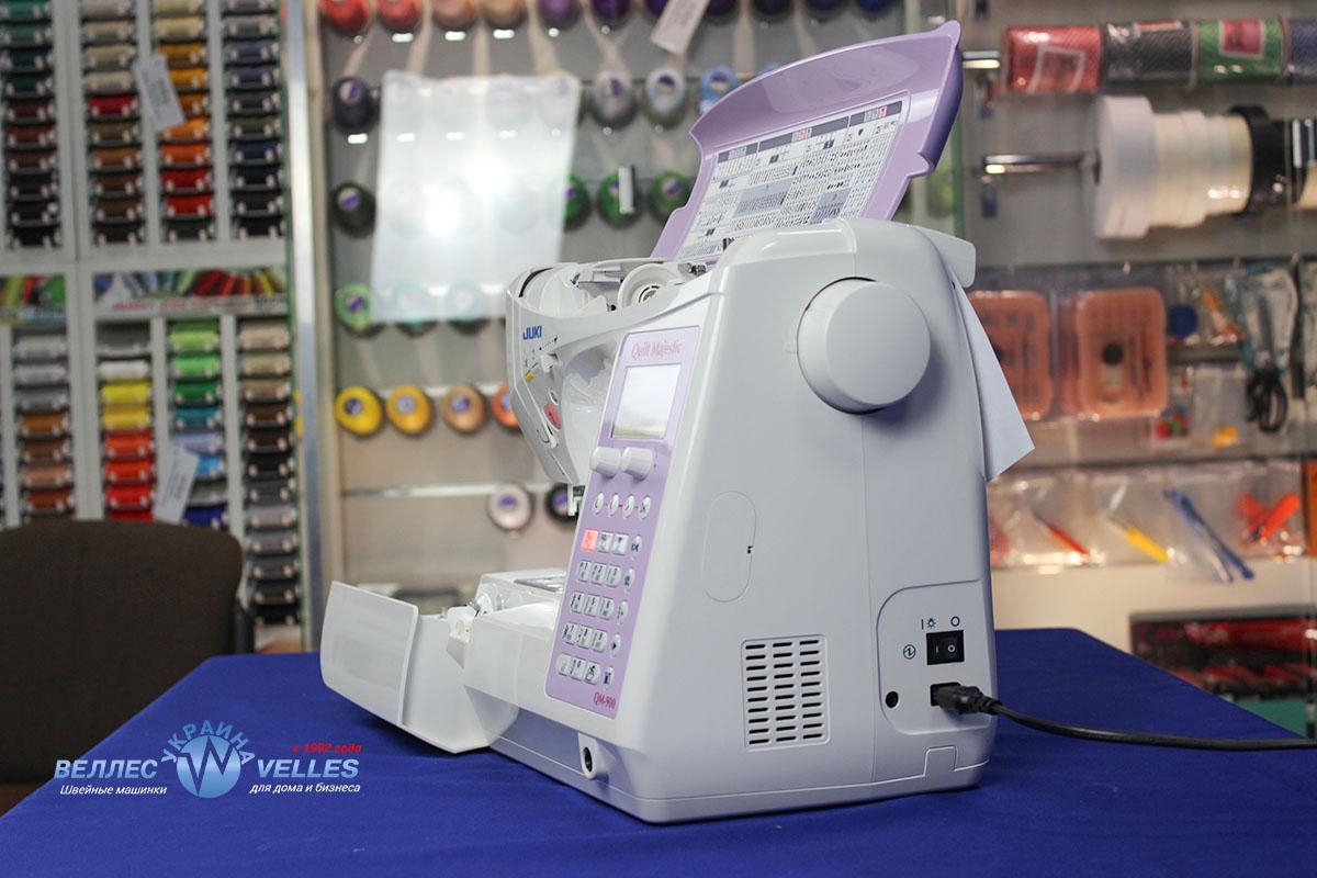 швейная машинка JUKI QM-900