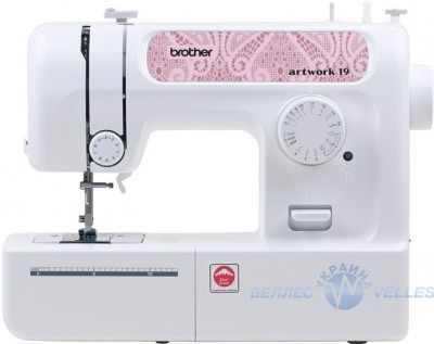 Электромеханическая швейная машинка Brother Artwork 19