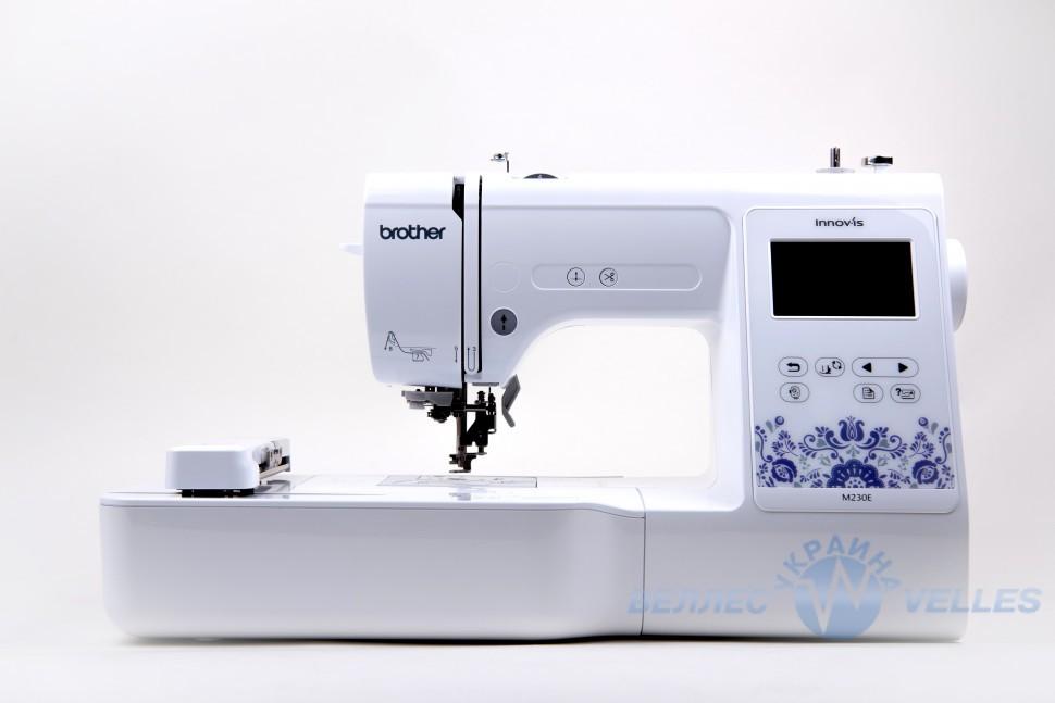 вышивальная швейная машинка