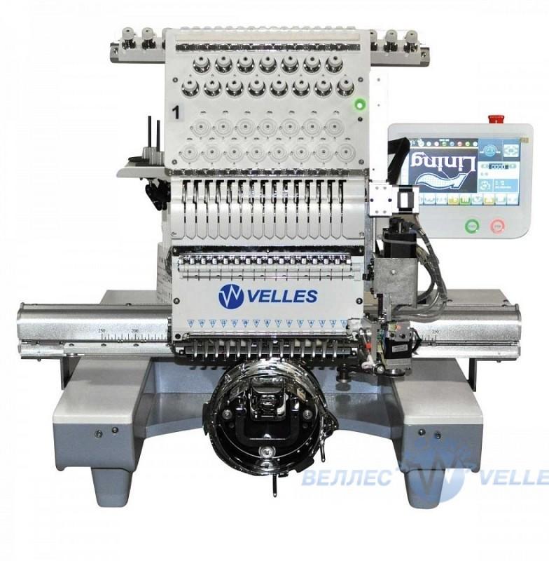 Вышивальная машина Velles