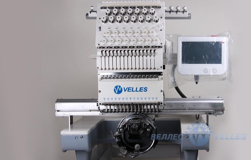 промышленная Вышивальная машина Velles