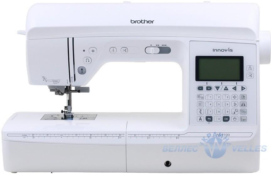 Компьютеризированная швейная машина Brother NV 1100