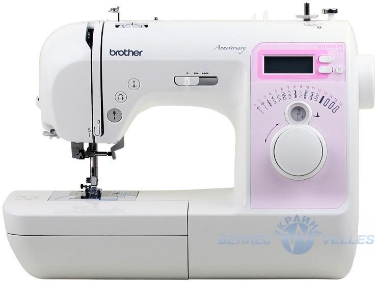 Компьютеризированная швейная машина Brother NV10А