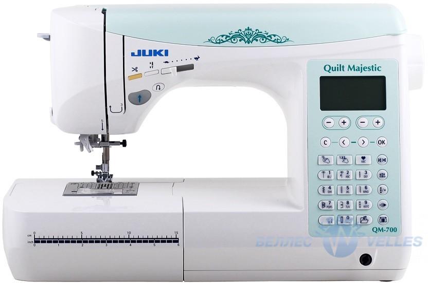 швейная машинка Juki Quilt Majestic