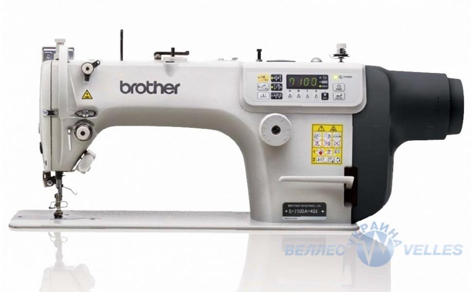 промышленная швейная машинка бразар