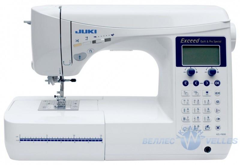 Компьютеризированная швейная машинка Juki