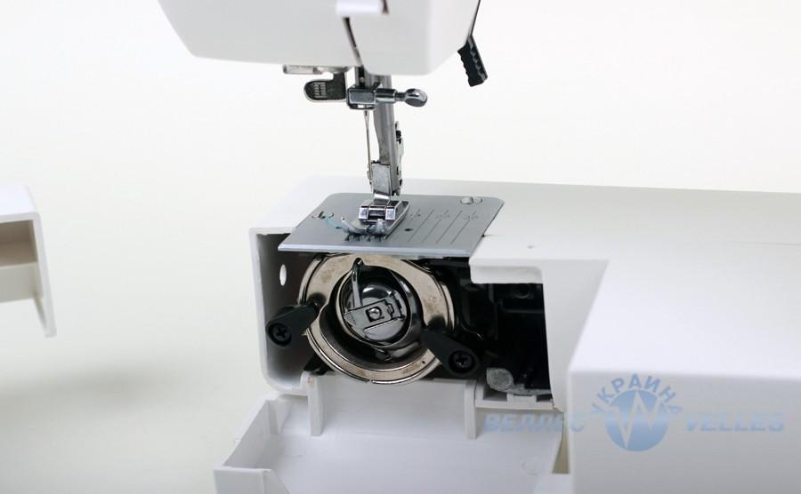 швейная машинка, вертикальный челнок