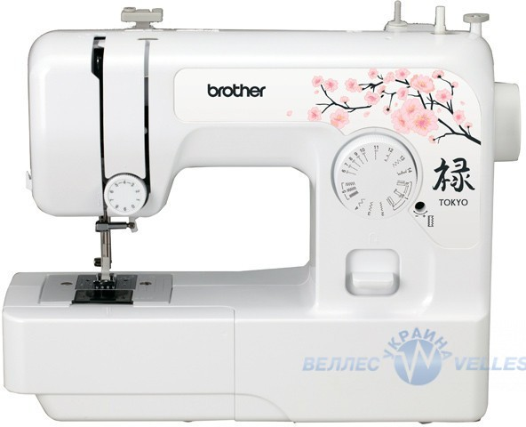 Несколько слов о швейных машинках.