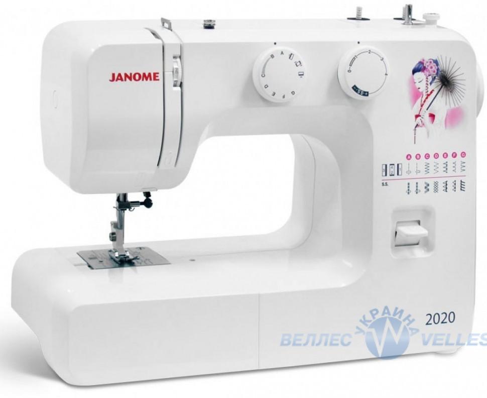 швейная машина Джаноме