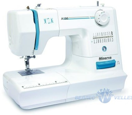 швейная машинка Minerva
