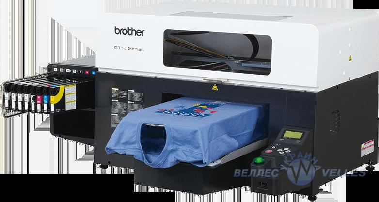 текстильный принтер